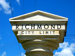 Local SEO - Richmond image cc by Taber Andrew Bain