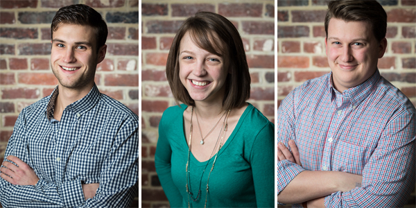 Dynamic Web Solutions team headshots 2