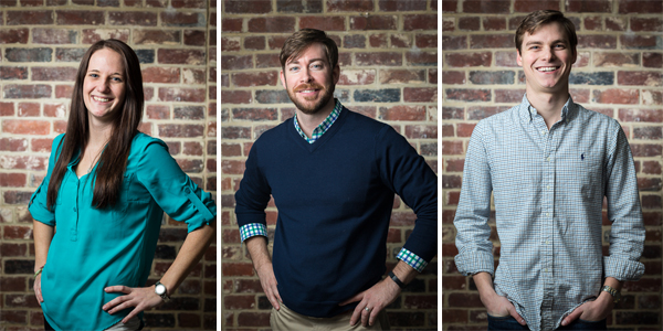 Dynamic Web Solutions team headshots