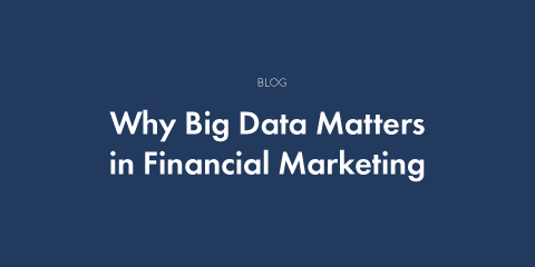 Why Big Data Matters in Financial Marketing